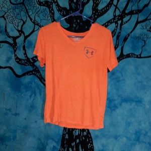 Under armour softball loose fit tee